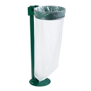 Supports et sacs poubelle